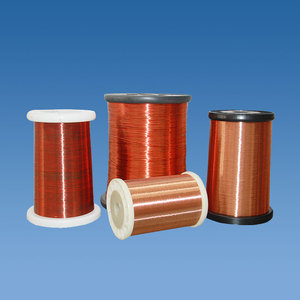 Parallel Varnished Wire