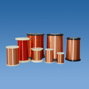 Ordinary Solderable Polyurethane EnamelledRound Copper Wire