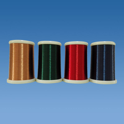 Straight Weld Polyurethane/Polyamide Composite Enameled Wire